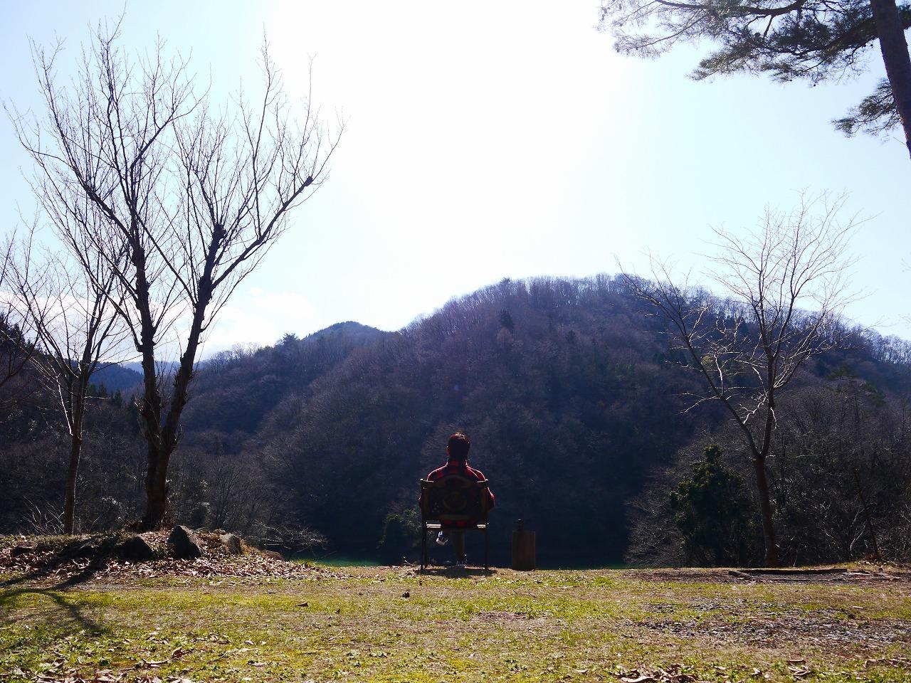天気が良いのでたまには一人になってみた