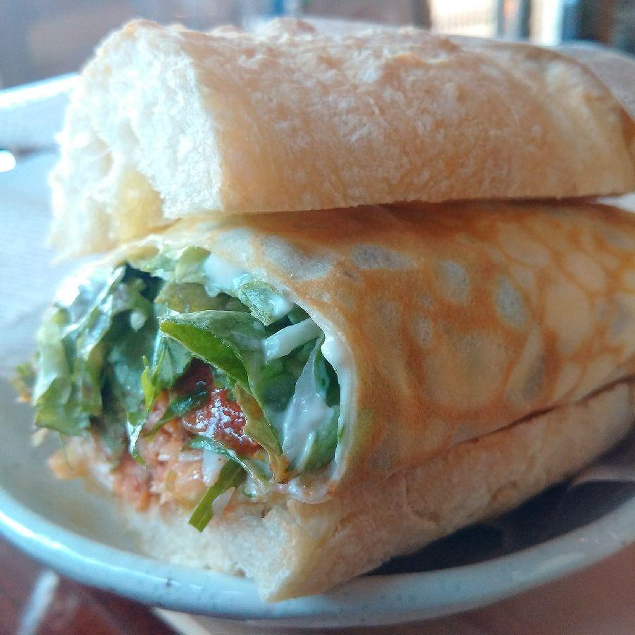 能登×シチリアにサンドイッチを食べに行ったら旨かった