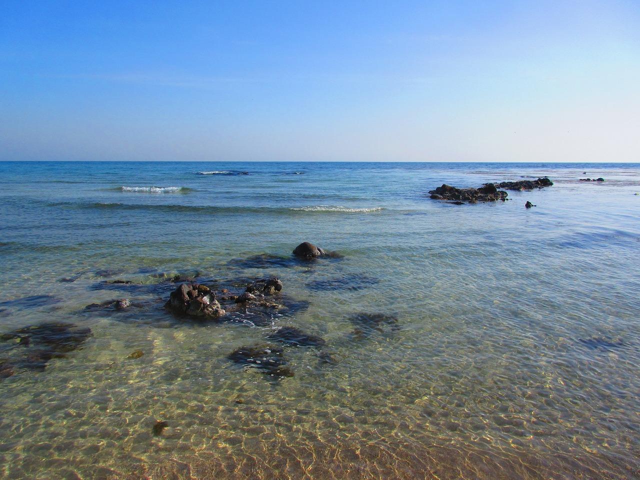 北陸のハワイ水島には負けない!海好きにお勧め奥能登の海
