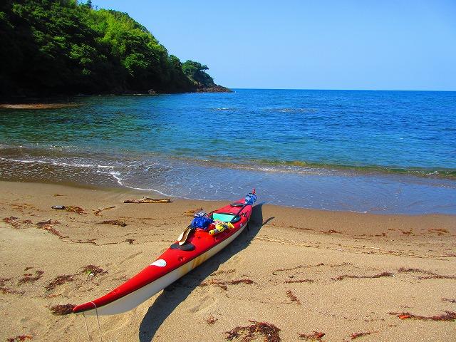 【北陸カヤック】石川県珠洲市にある聖域の岬をカヤックで漕いでみた