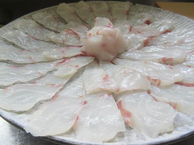 イシダイを刺身と手巻き寿司にしたのだがマヨネーズが気になった話