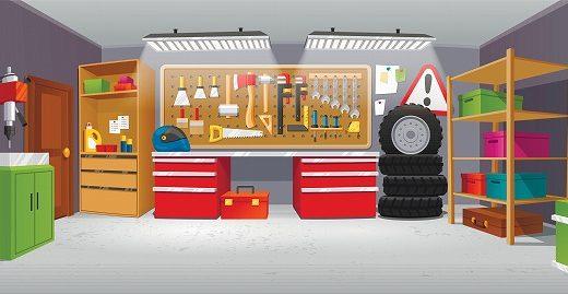 納屋改造!素人がカヤックラックを自作したら簡単に出来た