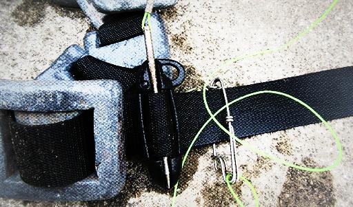 スピアフィッシング(魚突き)の始め方|魚をキープする道具メグシ